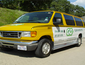 GO Yellow Checker Shuttle