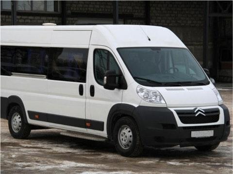 Jk Minibus Hire