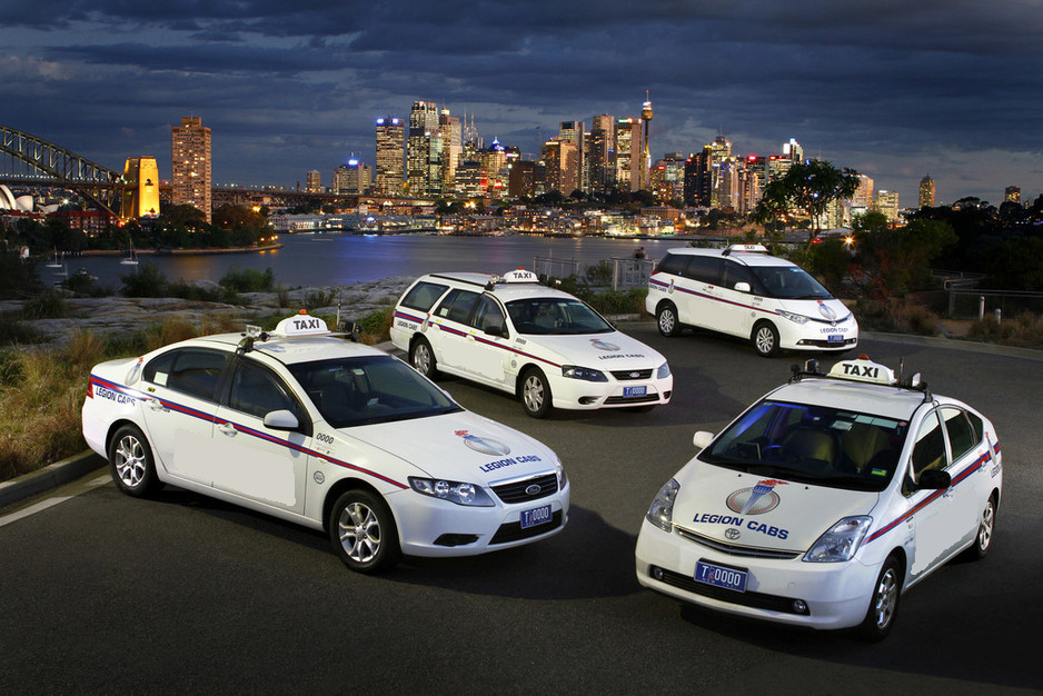 Legion Cabs