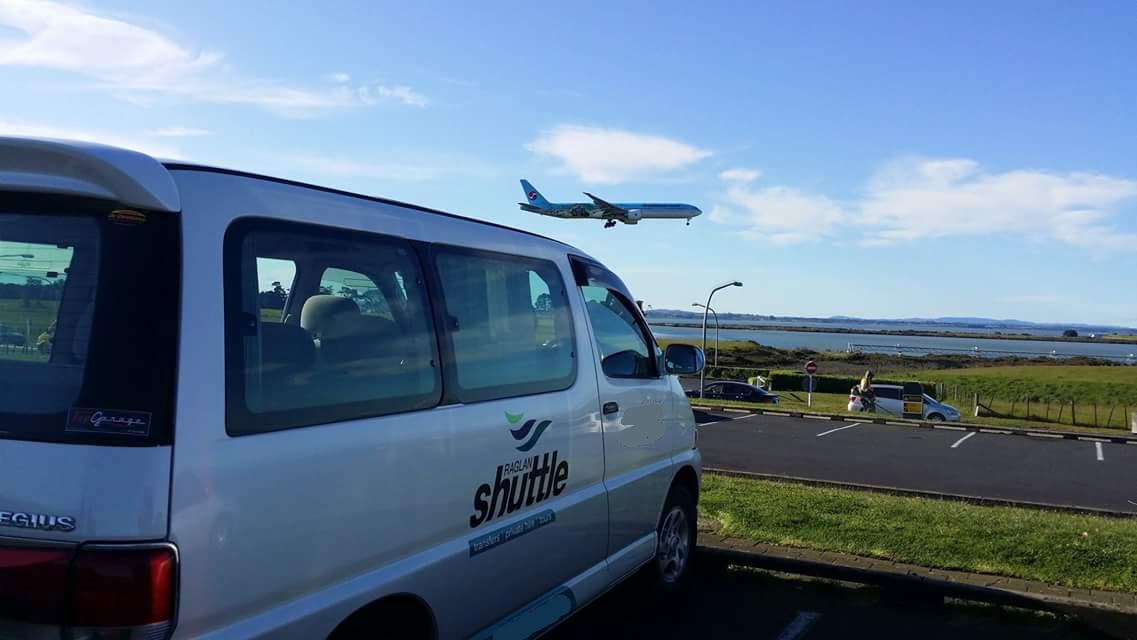 Raglan Shuttle