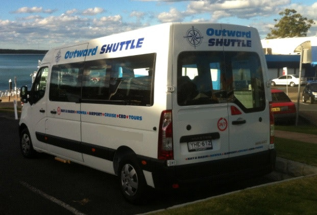 Outward Shuttle Pty Ltd