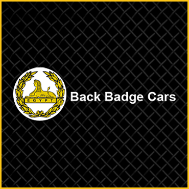 Back Badge Cars