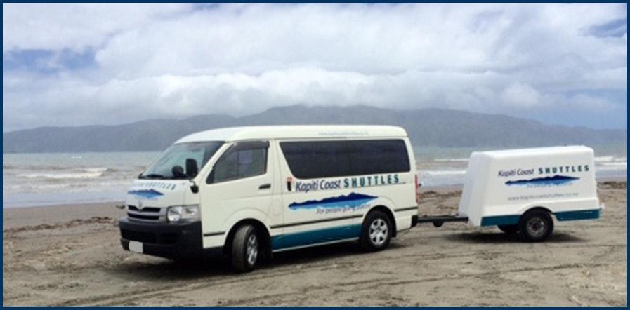 Kapiti Coast Shuttles