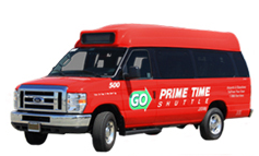 GO Prime Time Shuttle