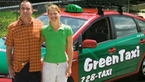 Missoula Green Taxi