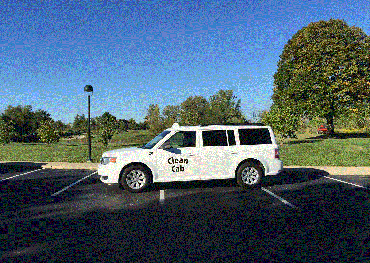 Clean Cab Ohio